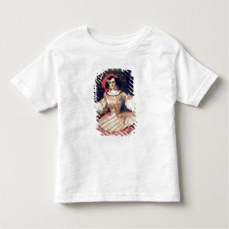 Portrait of Maria Guerrero Toddler T-Shirt