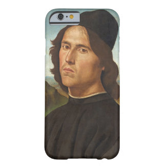 Portrait of Marianito Goya, Grandson of the Artist Barely There iPhone 6 Case