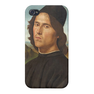 Portrait of Marianito Goya, Grandson of the Artist iPhone 4 Cover