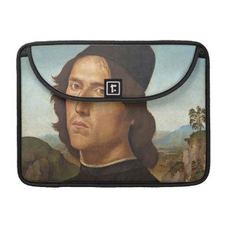 Portrait of Marianito Goya, Grandson of the Artist MacBook Pro Sleeve