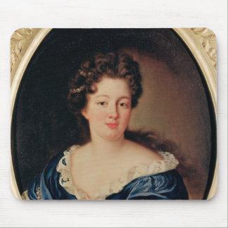 Portrait of Marie-Anne Mancini  Princess Colonna Mouse Mat