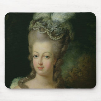Portrait of Marie-Antoinette Mouse Mat
