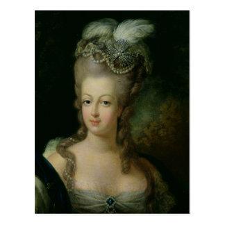 Portrait of Marie-Antoinette Postcard