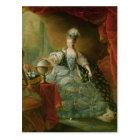 Portrait of Marie Antoinette  Queen of France Postcard