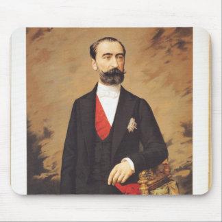 Portrait of Marie Francois Sadi Carnot  1887 Mouse Mat