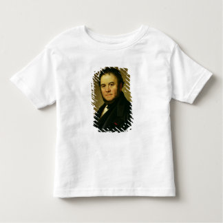 Portrait of Marie Henri Beyle, known as Toddler T-Shirt