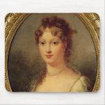 Portrait of Marie-Louise de Hapsburg-Lorraine Mousepad