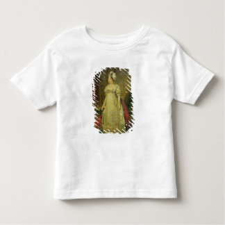 Portrait of Marie-Therese-Charlotte de France Toddler T-Shirt