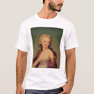 Portrait of Marie-Therese Charlotte of France T-Shirt