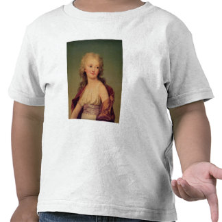 Portrait of Marie-Therese Charlotte of France Tshirt