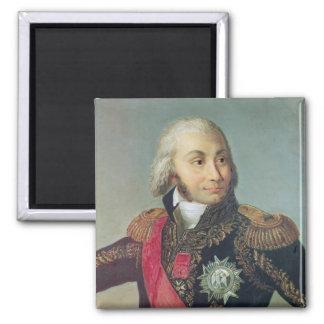 Portrait of Marshal Jean-Baptiste Jourdan Magnet