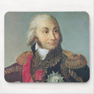 Portrait of Marshal Jean-Baptiste Jourdan Mouse Mat