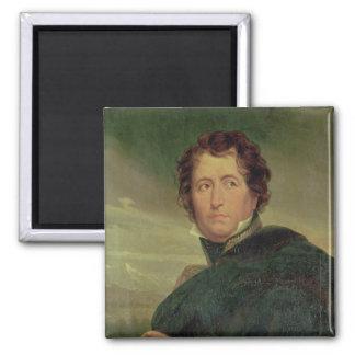 Portrait of Marshal Jean de Dieu Nicolas Soult Magnet