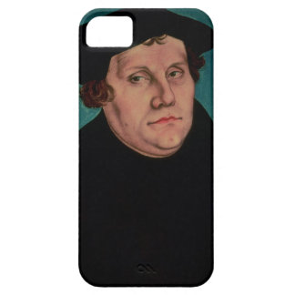 Portrait of Martin Luther, 1529 iPhone 5 Covers
