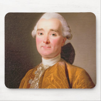Portrait of Martin-Pierre Foache (oil on canvas) Mouse Mat