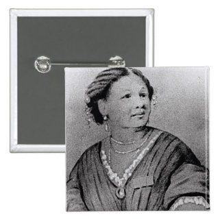 Portrait of Mary Seacole Pinback Buttons