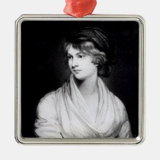 Portrait of Mary Wollstonecraft Godwin Christmas Ornament