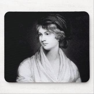 Portrait of Mary Wollstonecraft Godwin Mouse Mat