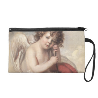 Portrait of Master Oswald Fawcett as Cupid (oil on Wristlet Clutches
