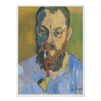 Portrait of Matisse, 1905 Poster