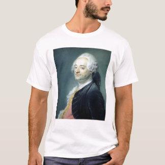 Portrait of Maurice Quentin de la Tour , 1750 T-Shirt
