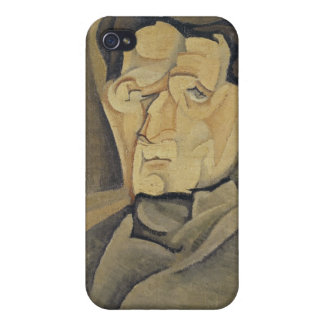 Portrait of Maurice Raynal  1911 iPhone 4 Cover