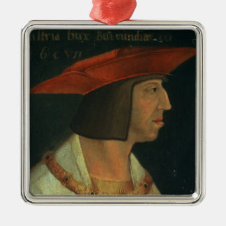 Portrait of Maximillian I Christmas Ornament