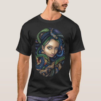 Portrait of Medusa gothic Shirt