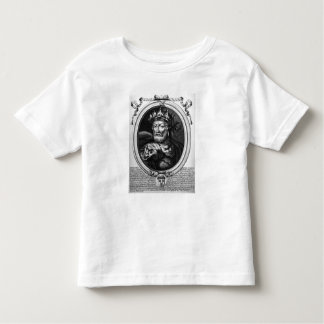 Portrait of Merovech  King of the Salian Franks Toddler T-Shirt