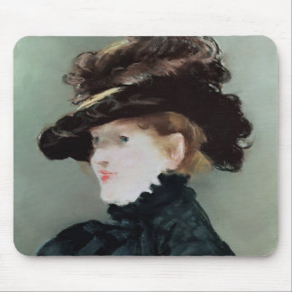 Portrait of Mery Laurent  1882 Mouse Pad