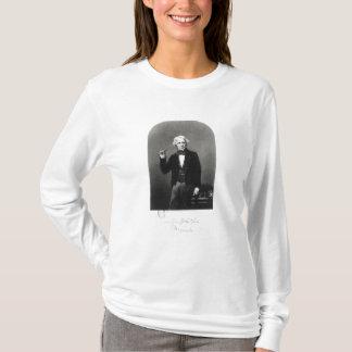Portrait of Michael Faraday T-Shirt
