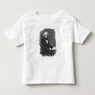 Portrait of Michael Faraday Toddler T-Shirt