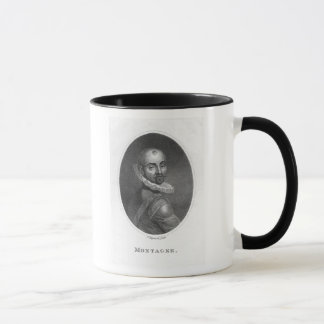 Portrait of Michel de Montaigne Mug