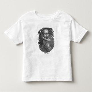 Portrait of Michel de Montaigne Toddler T-Shirt