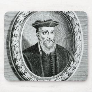 Portrait of Michel de Nostredame Mouse Mat