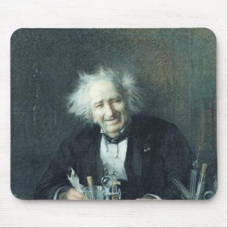 Portrait of Michel-Eugene Chevreul  1888 Mouse Mat