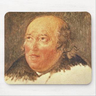 Portrait of Michel Gerard Mouse Pad