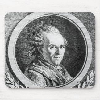 Portrait of Michel-Jean Sedaine Mouse Mat