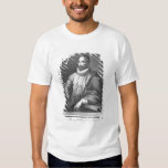 Portrait of Miguel de Cervantes Saavedra Shirts