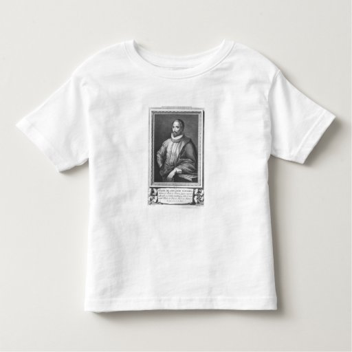 Portrait of Miguel de Cervantes Saavedra Tshirt