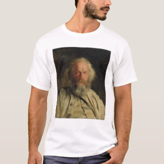 Portrait of Mikhail Alexandrovich Bakunin  1871 T-Shirt