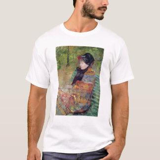 Portrait of Mlle C. Lydia Cassatt, 1880 T-Shirt
