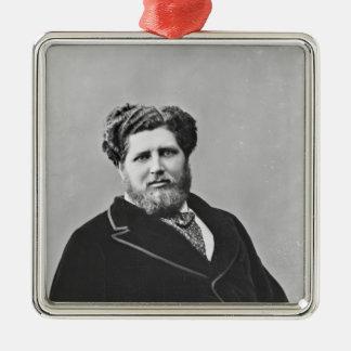 Portrait of Monsieur de Tourguenef Christmas Ornament