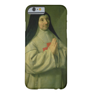 Portrait of Mother Catherine-Agnes Arnauld (1593-1 Barely There iPhone 6 Case