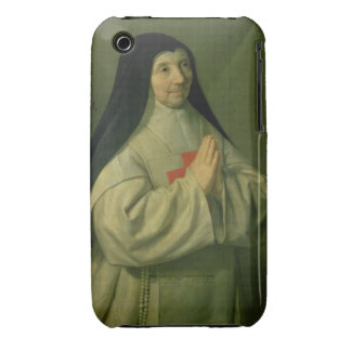 Portrait of Mother Catherine-Agnes Arnauld (1593-1 iPhone 3 Case