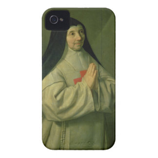Portrait of Mother Catherine-Agnes Arnauld (1593-1 Case-Mate iPhone 4 Cases