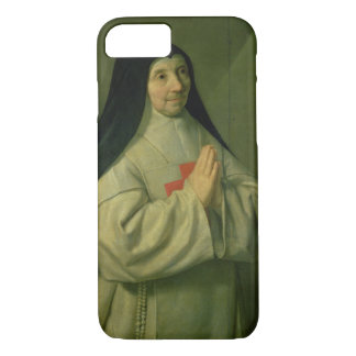 Portrait of Mother Catherine-Agnes Arnauld (1593-1 iPhone 8/7 Case