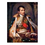 Portrait of Napoleon Bonaparte by Andrea Appiani Postcards
