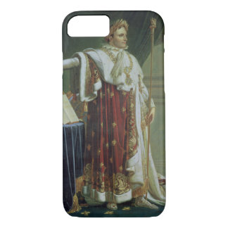Portrait of Napoleon I in his Coronation Robes, 18 iPhone 7 Case