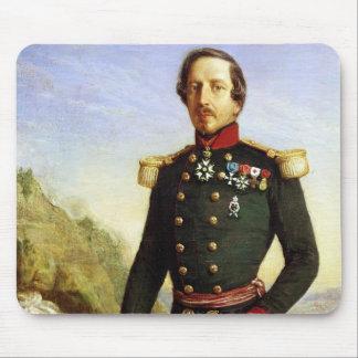 Portrait of Napoleon III  1852 Mouse Mat